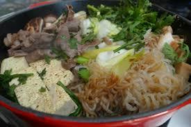 Japanese cooking session 5 sukiyaki potes and rollmops - Cote de boeuf a la cocotte ...